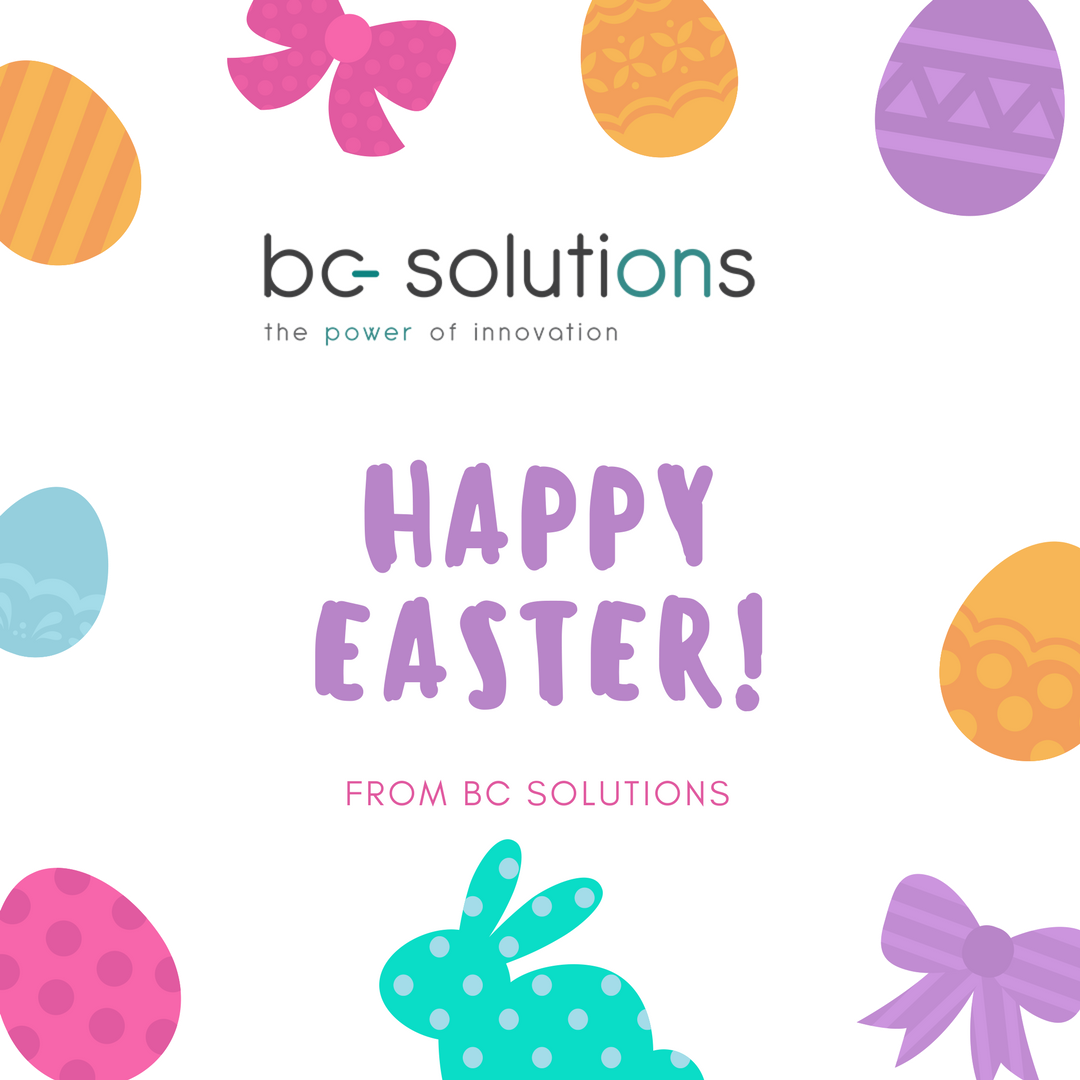 Happy Easter BC SOLUTIONS